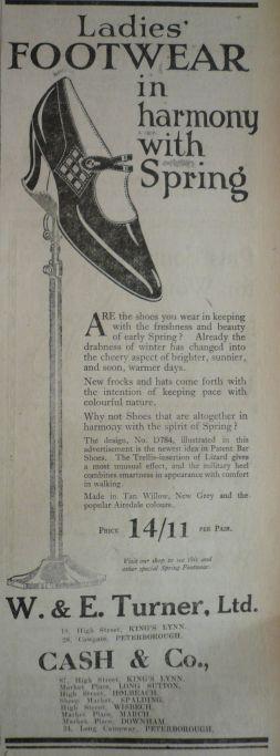 1926 Apr 9th Cash & Co