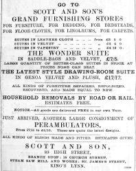 1893 May 27th Scott & Son