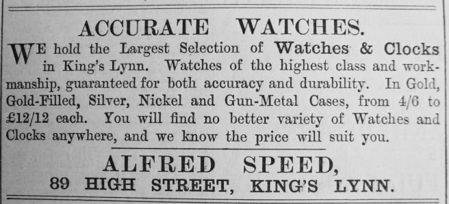 1906 Oct 19th Speed
