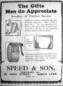 1929 Dec 20th Speed & Son