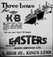 1950 Feb 24th Easters