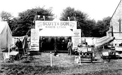 1929 Norfolk Show scan
