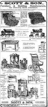 1907 April 6th Lynn News