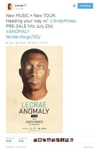 Lecrae New Album