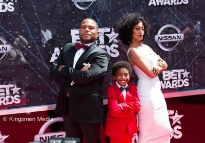 BET Awards '15 Red Carpet Photos