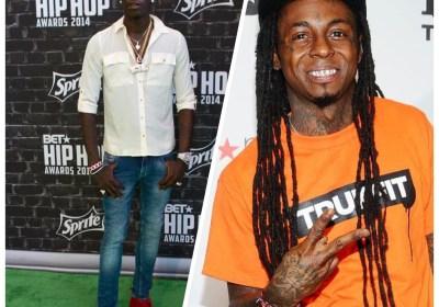 Young Thug Dropping Mixtape Same Day as Lil Wayne!