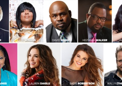 GMA ANNOUNCES MORE TALENT AND SPECIAL AWARDS WINNERS FOR 47TH ANNUAL GMA DOVE AWARDS