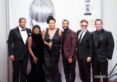 """""""POWER"""" Wins NAACP IMAGE AWARD for Outstanding Drama Series"""