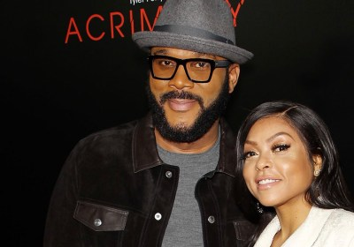 Tyler Perry's Acrimony Red Carpet Premiere In NYC