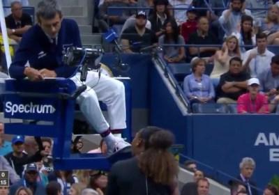 Serena Williams Fined for U.S. Open Conduct