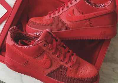 OBJ's Latest Air Force 1 Collab