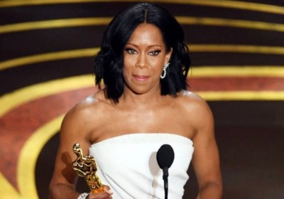 Regina King Wins Oscar for Best Supporting Actress