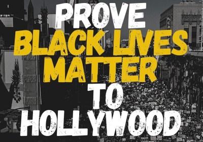 Kendrick Sampson: Prove Black Lives Matter To Hollywood