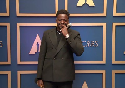 Daniel Kaluuya wins best supporting actor Oscar for Judas and the Black Messiah