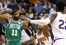 Celtics Comeback from 22 Down to beat the Suns in OT, Kyrie Explodes for 39!