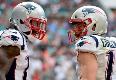 The Patriots Wide Receiver Depth Chart Has Become A First Class Problem