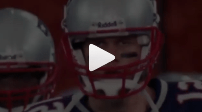 Video: Tom Brady Sent Out A Final Thank You Message To Patriots Nation