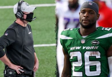 NY Jets Have Released Failed Free Agent Pickup Le'Veon Bell