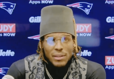 Video: Cam Newton Believes Bill Belichick Has A Direct Line To The Football Gods