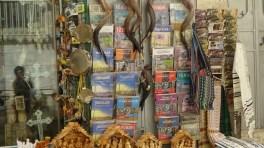 souvenir market