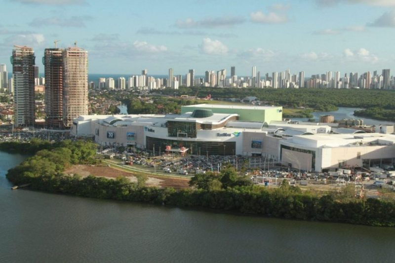 Shopping Riomar Recife-PE - Kingspan Isoeste
