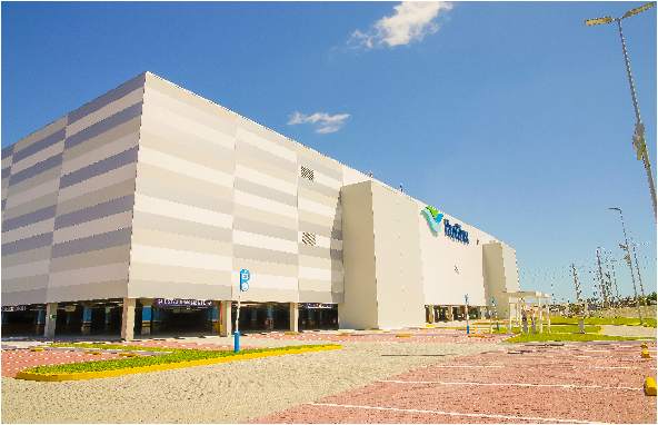 Shopping RioMar - Kingspan Isoeste