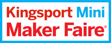 Kingsport Mini Maker Faire logo