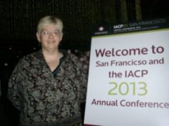 Christy at the IACP