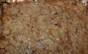 Caramelized Vidalia Oniony Goodness