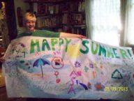 Happy Summer Banner 2013