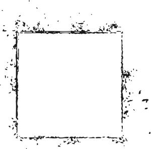 The white square