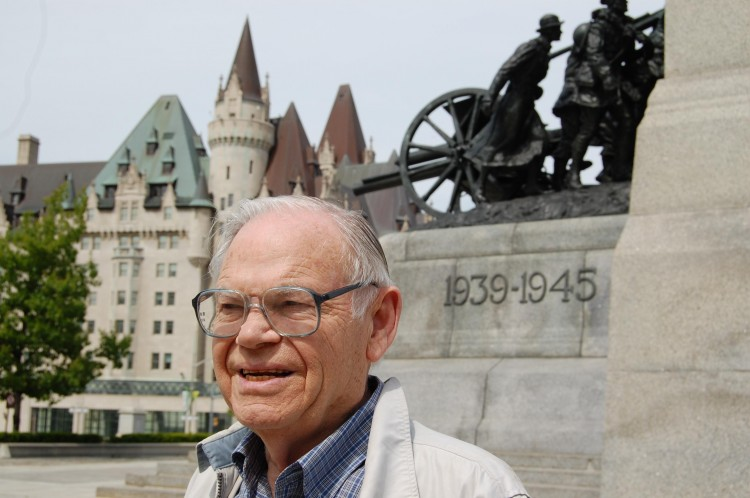 Murray Thomson, A Dean of Canadian peace activism