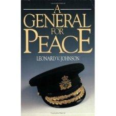 Memoir cover A General for Peace
