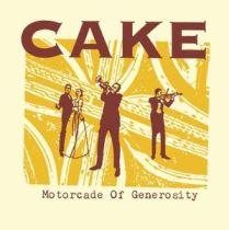 CAKE - Motorcase of Generosity