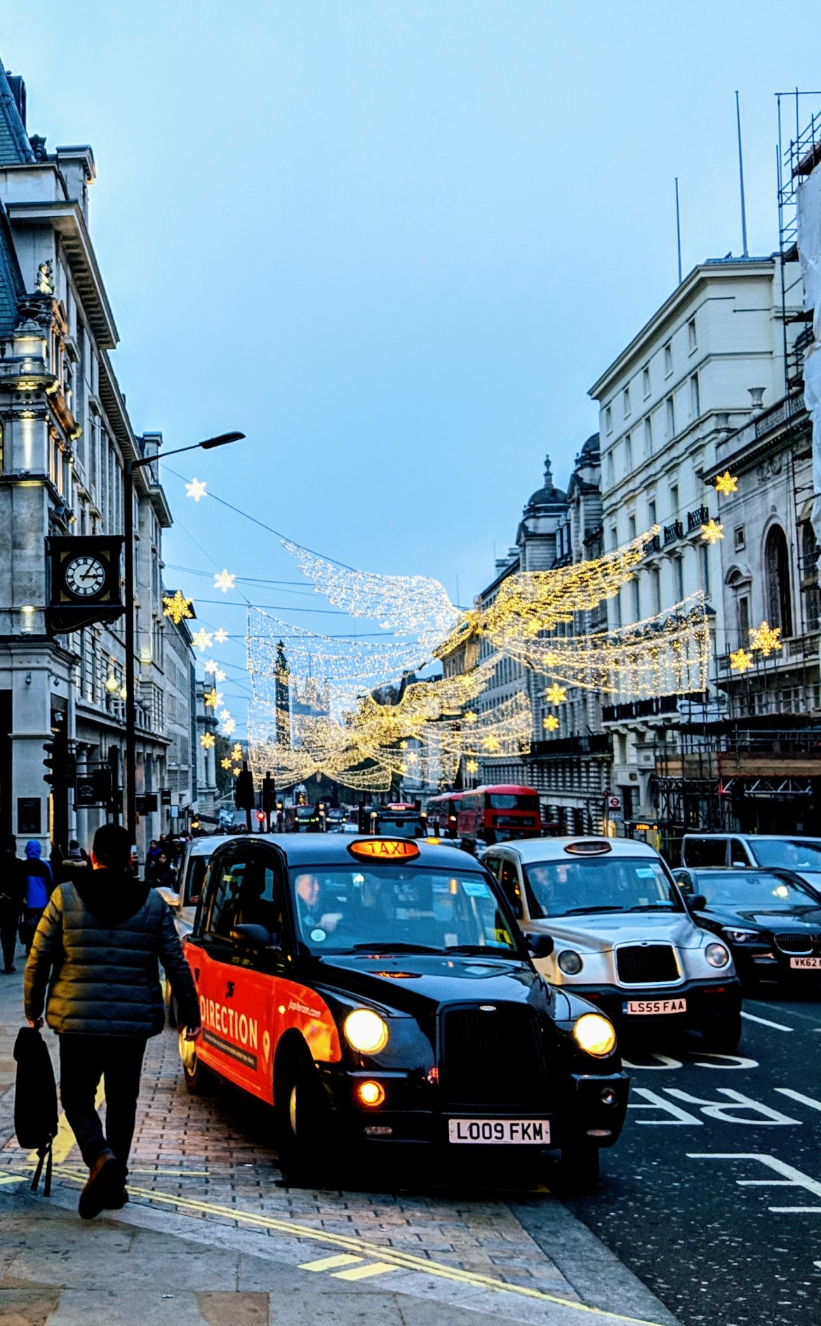 What to do during the festive season in London