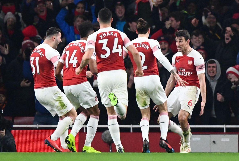 Arsenal brush Chelsea aside