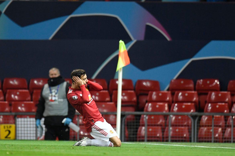 Fernandes claims double in Man U's 4-1 victory over  İstanbul Başakşehir