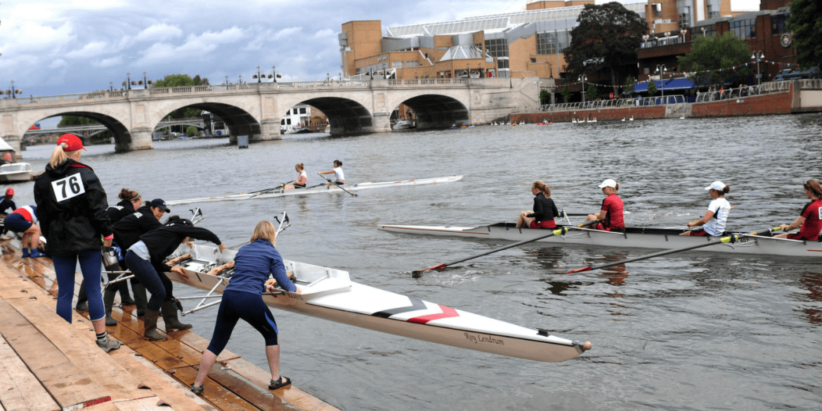 Kingston Rowing Club ready to get back on the water from March 29