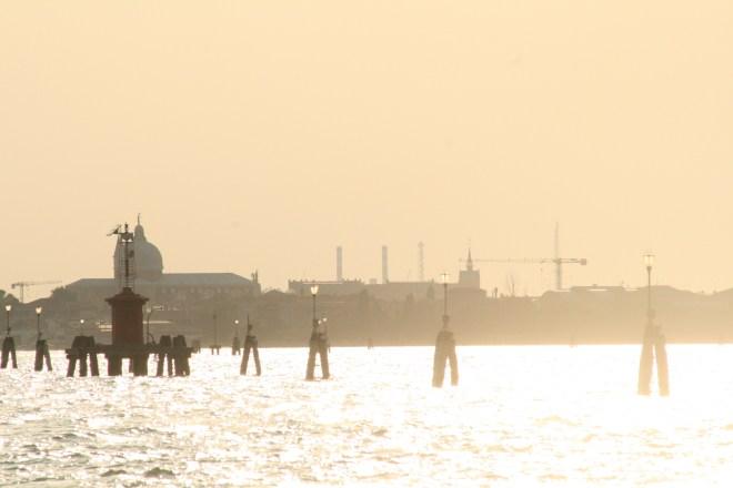 Photograph Leaving Venice