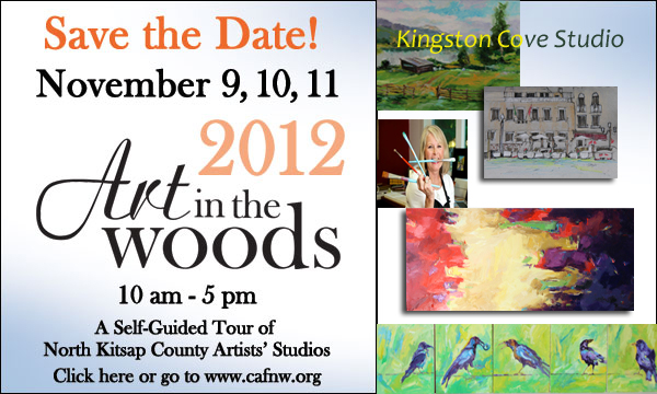 Art in the Woods is this weekend!