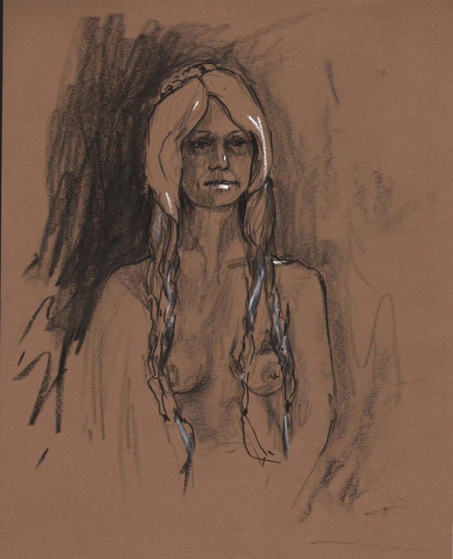 Figure Drawing at Artist's Edge