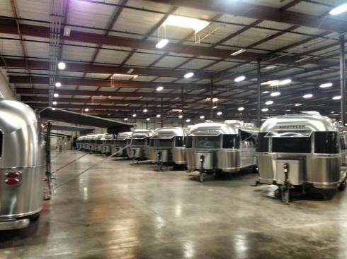 Airstream Factory South SF