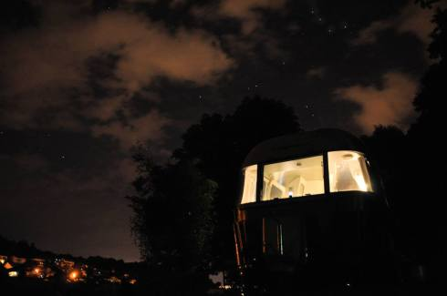 Airstream Glorious Night