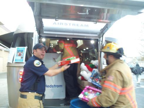 Airstream firemen