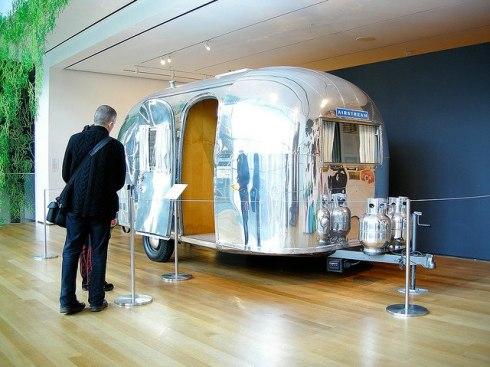 Airstream MOMA