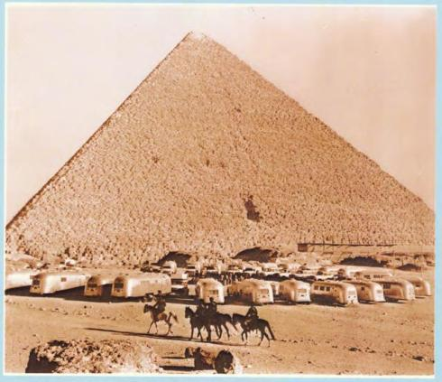 Airstream Pyramid