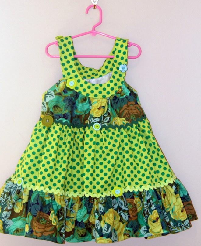 Leah's New Dress