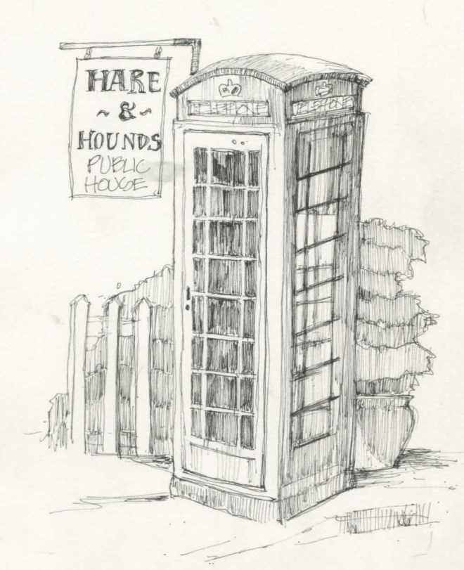 Poulsbo Telephone Booth
