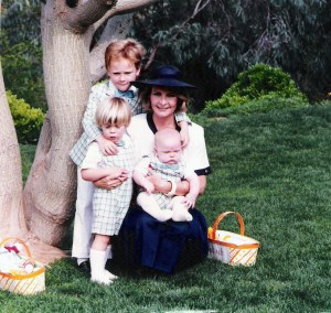 diana boys easter 1986