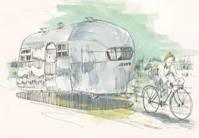 Airstream Bicycle